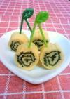 ✿お弁当に♪♪くるくる卵焼き✿
