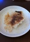 レンジで簡単アレンジ パリパリ玄米