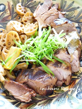 豚肉のバルサミコ酢煮込