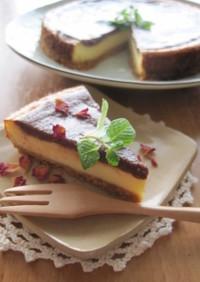 カフェモカチーズケーキ