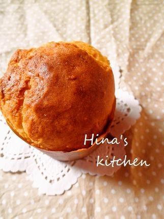 HMでふわふわカップケーキ