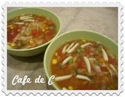 雑炊deダイエット*トマトベース*の写真