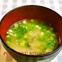 しじみの味噌汁(あさりもOK☆)