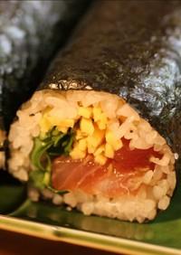 洋風*海鮮巻き寿司