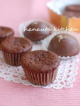生チョコみたいな♪まろやかチョコケーキ