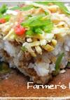 サバ缶deちらし寿司