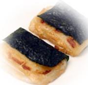 マヨいそべ餅の写真