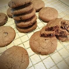さくっ!!チョコチップクッキー