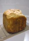 ツインバードHBで 黒糖食パン
