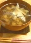 お婆ちゃんちの✿鶏肉とまいたけのスープ
