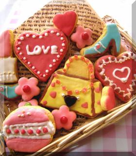 * 簡単 ❤ アイシングクッキー♪
