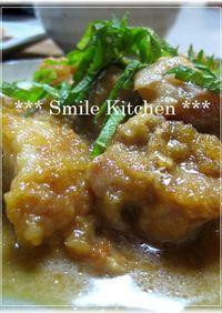 ✿鶏肉のオイスターおろし煮✿