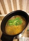 あんこうの洋風スープ(ブイヤベース風)