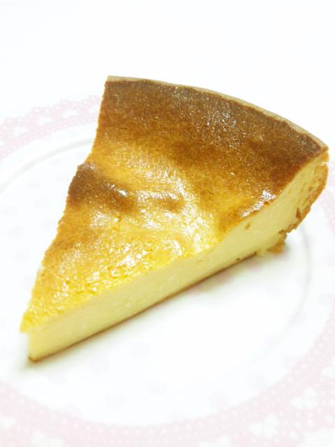 簡単美味しいチーズケーキ