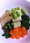 超簡単... おふくろの味...高野豆腐