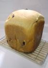 ツインバードHBで ぶどう食パン