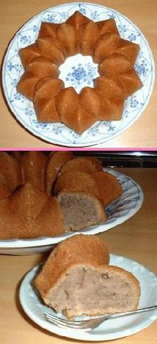すごくおいしい!はんなり^^こしあんケーキ
