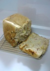 ツインバードHBで ベーコンチーズ食パン