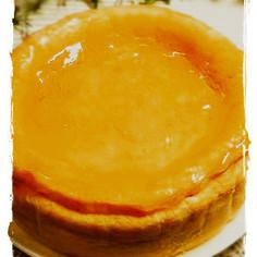 ほとんどすふれ♡なスフレチーズケーキ