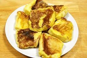 メープル豆乳フレンチトースト