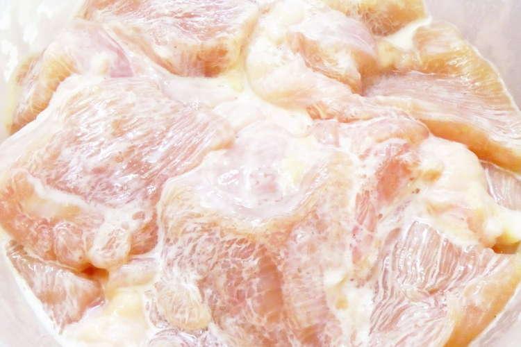 胸 柔らかく 鶏 肉