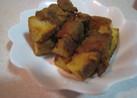 肉巻きポテト♡カレー味