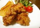 ザンギ☆鶏のから揚げ