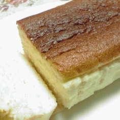 ベビーチーズで簡単スフレチーズケーキ♪