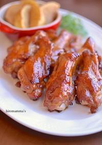 鶏の手羽元ローストチキン