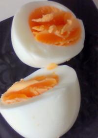 ゆで卵!これでスッキリ!