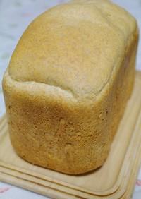 HBでココナッツ&全粒粉入り食パン