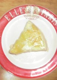シリコン☆ヨーグルトでレアチーズケーキ風