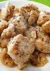 簡単♪ 鶏肉のマヨ&粒マスタードソテー*