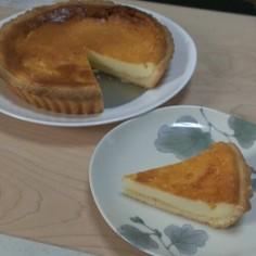 超簡単☆我が家の定番チーズケーキ!!
