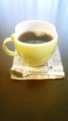 ほっこり♡はちみつ♡コーヒー