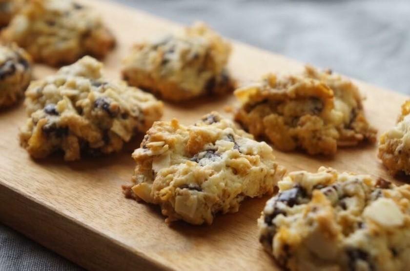 ザクザク アメリカンロッククッキー