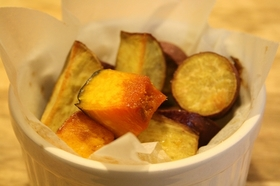 グリルド野菜(サツマイモ・カボチャ)