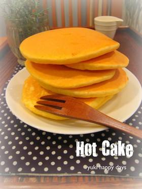 *感激!カフェ風なパンケーキ*