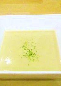 春色♪蕪と空豆のスープ