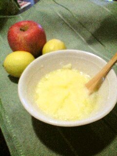 すりおろしリンゴレモン