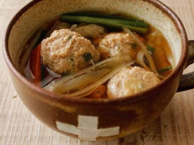 ☆肉団子スープ☆