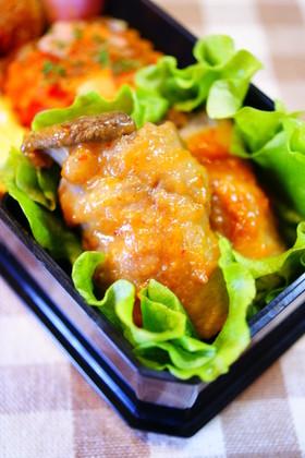 ✿エリンギの豚肉巻き☆ピリ辛味噌味✿