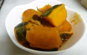 かぼちゃの煮物★圧力鍋で加圧1分★