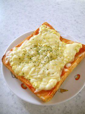 タルタルソースdeごちそうトースト②
