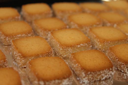 ジンジャーのアイスボックスクッキー♪