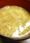 簡単!激うま中華風たまごスープ