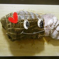 姉秘伝♡豚の紅茶煮♡