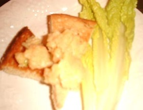 低Kcal*タラモトースト