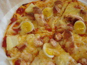 ☆五つ♪本格の味クリスピーピザ