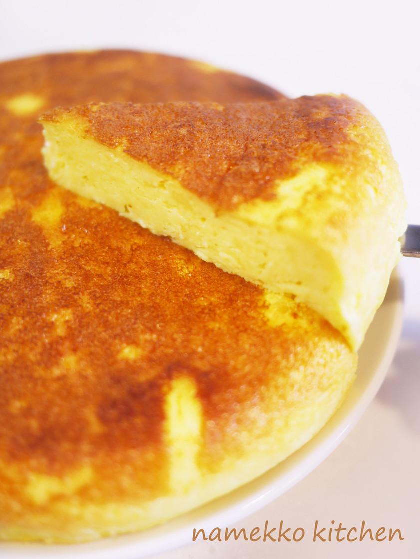 ●濃厚♡炊飯器でノンオイルチーズケーキ●